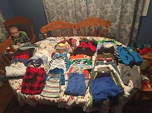Baby boy clothing ranging from NB-6-12 Kingston Kingston Area image 1