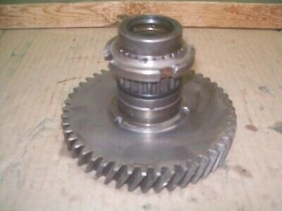 Oliver Super55550 Farm Tractor Pto Clutch Pack Shaft And Gear