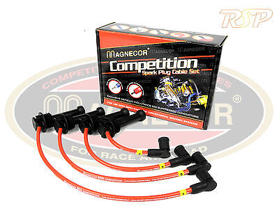 Magnecor KV85 Ignition HT Leads/wire/cable Subaru 22B Prodrive Spec. Ed. 2.0 16v