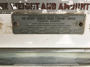 Antique scale  Kingston Kingston Area image 2