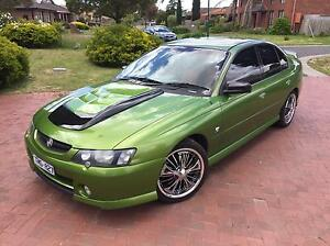 Holden commodore VY S lots of extra Roxburgh Park Hume Area Preview