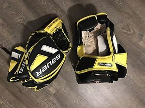 Bauer NXT catch and blocker