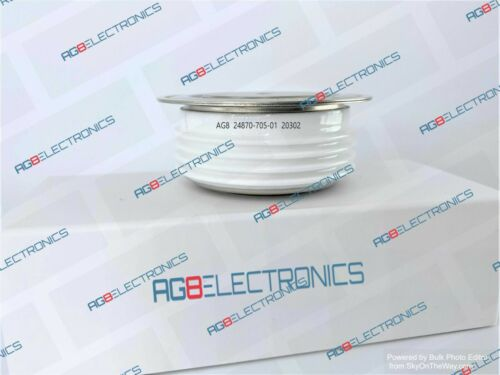 24870-705-01 Thyristor SCR Semiconductor ALLEN BRADLEY Westcode Ixys Powerex IR