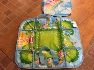 Toy Carrier & Play Mat