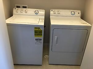 Washer and Dryer Combo - GE