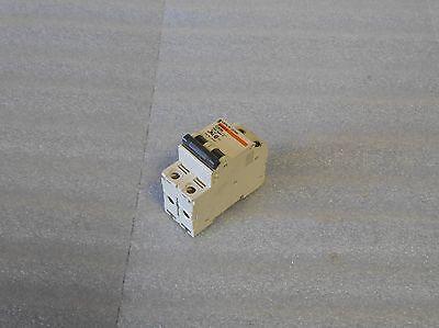 Merlin Gerin Circuit Breaker, C60N, 10A ,Type C, 24449, Used, Warranty