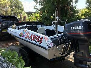 Ski boat pride Summerland Point Wyong Area Preview