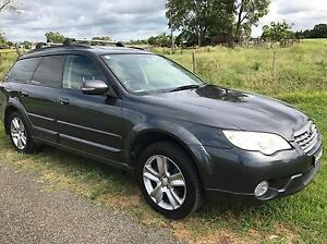 2008 Subaru Outback Luxury Manual AWD MY08 Mayfield East Newcastle Area Preview