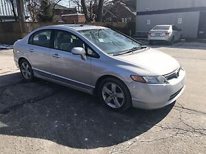 2009 Honda Civic - Drives Excellent + Safety/E-test + Sunroof