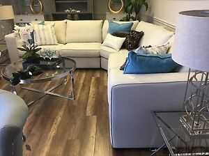 Custom Sectional with Wedge London Ontario image 2