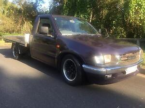 Lowered 1999 Holden Rodeo Single Cab Aluminum Tray Back Ute Brisbane City Brisbane North West Preview