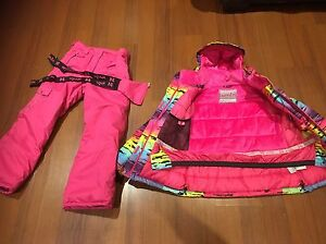 Girls size 12/14 snowsuit