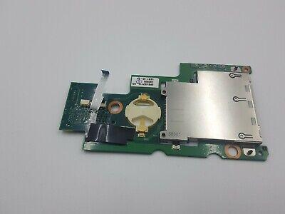 hp compaq 6735b laptop Slot Card Reader CMOS BIOS Battery Board batterie