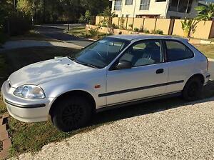Honda Civic hatch Heathwood Brisbane South West Preview