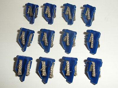 Scalextric - W8450 Blue Pick-Ups x12  - NEW