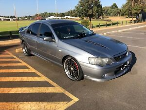 BA XR8 ford falcon 2004