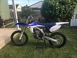 FOR SALE 2013 Model Yamaha YZF450 $5000 Newcastle Newcastle Area Preview