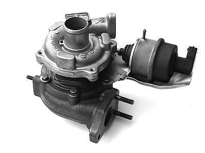 Turbocharger Opel Vauxhall Corsa / Alfa-Romeo Mito 1,3 Multijet (2007- ) 70 kw