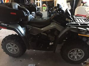 2009 Can-Am LIMITED EDITION 800R Max XT