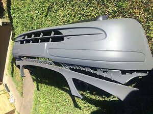 Mercedes Vito bumper and fender skirt Minchinbury Blacktown Area Preview