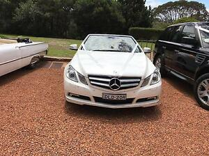 Mercedes E250 for Hire Castle Hill The Hills District Preview