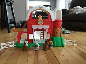 Ferme fisher-price