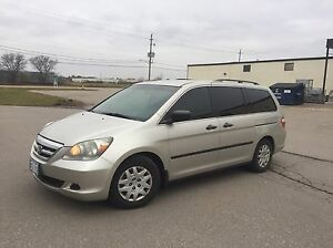 2005 LX Honda Odyssey in great shape