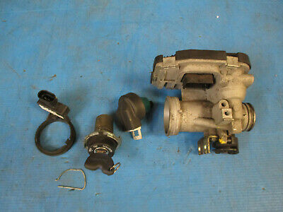 PIAGGIO VESPA GTS 125 250 300 SUPER 2014 IGNITION LOCK SET THROTTLE BODY ECU