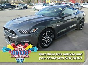 2016 Ford Mustang GT Premium GT Coupe Premium, 5.0l 4v TI-VCT v8