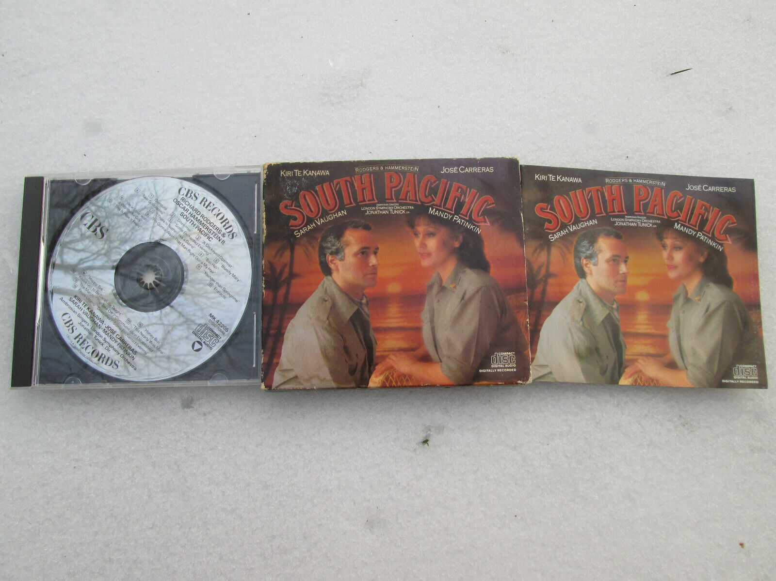 Various South Pacific CD 2006 RARE SLIPCOVER EDITION GOOD USED COPY  - $24.99