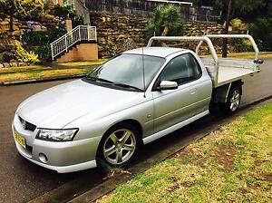 Holden Commodore VZ S 2005 Ute One Tonner Manual Low Klms Kellyville The Hills District Preview