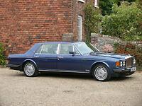 1991 Bentley Mulsanne S LWB