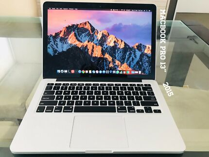 "MacBook Pro 13.3"" - 2015-2.7Ghz-128Gb-8Gb"