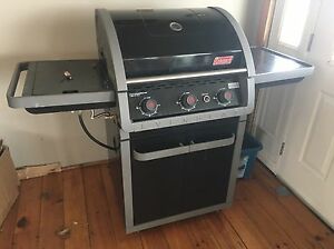 Coleman Evenheat bbq