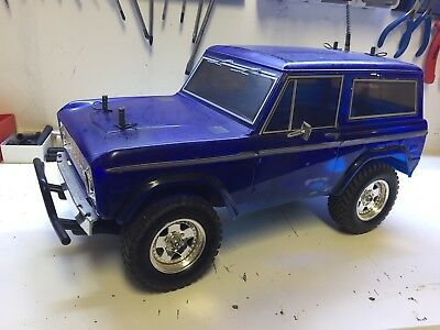 Tamiya CC-01 Ford Bronco Crawler Scaler 1/10