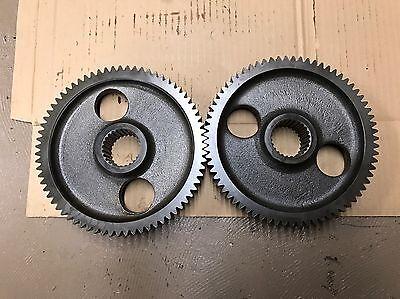 John Deere 650 750 Ch15036 Rear Axle Bull Gear 1 Of 2