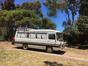 Toyota Coaster 90 manual Diesel Gold Coast Region Preview
