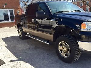 F150 4x4  CREW CAB!  BEST OFFER -PICK UP TODAY!!