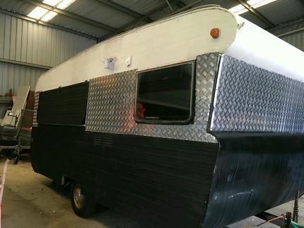 Food Van Project