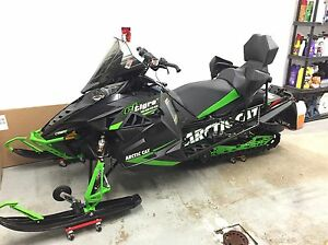 Arctic cat el tigre zr 9000, 1100 turbo