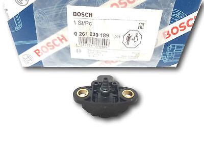 BOSCH Ladedruck Sensor MAP 0261230189 MERCEDES-BENZ 0 261 230 189