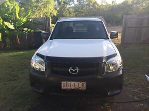 Mazda BT50 Cooktown Cook Area Preview
