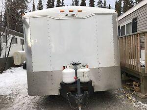Haulmark toy hauler/ cargo trailer