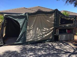 Extra large off road camper, fully enclosed annex! Greenfields Mandurah Area Preview