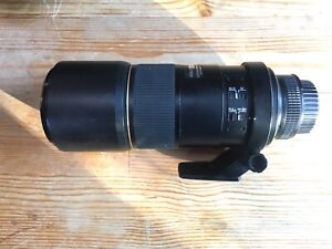 AF-S Nikkor 300mm 1:4 D ED - mint condition