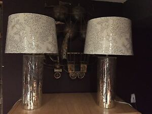 Brand new never used table lamps