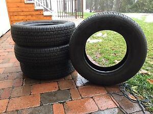 4 Winter tires negociable price West Island Greater Montréal image 1