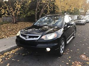 Acura RDX Techno-Package 4X4 Turbo 4Cyl SH-AWD Demarr a Distance