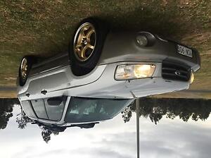 Subaru Forester SX 2.5L 2003 manual Waramanga Weston Creek Preview