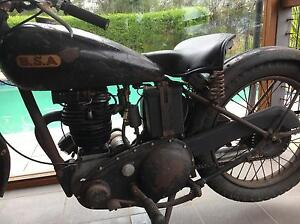 Bsa motorcycle 1949 Horsley Park Fairfield Area Preview